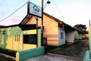 Uno Guest House Tampak Depan